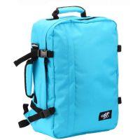 Τσάντα ταξιδίου - σακίδιο πλάτης τιρκουάζ Cabin Zero Classic Ultra Light Cabin Bag Samui Blue