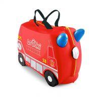 Βαλίτσα παιδική πυροσβεστική Trunki Frunk  Fire Truck Luggage