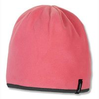 Καπέλο σκουφάκι φλις ροζ Sterntaler Beanie