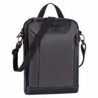 Τσάντα ώμου & χεριού ανδρική Caterpillar Spare Parts Rebooted Collection City Bag