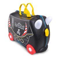 Βαλίτσα παιδική μικρή με τέσσερεις ρόδες  Disney Cars Neon