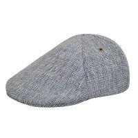Καπέλο τραγιάσκα καλοκαιρινό μπλε Kangol Oxford Cap Navy Blue