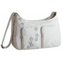 Shoulder Momy Bag Marv Circles  MSB0501 Beige