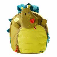 Σακίδιο πλάτης παιδικό δράκος Lilliputiens Walter Backpack