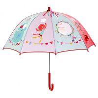 Ομπρέλα παιδική χειροκίνητη τσίρκο Lilliputiens Circus