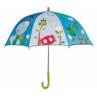 Ομπρέλα παιδική χειροκίνητη Georges το πιθηκάκι Lilliputiens Georges Unbrella