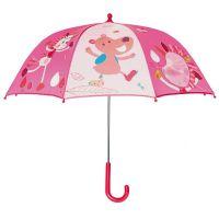 Ομπρέλα παιδική χειροκίνητη Louise ο μονόκερος Lilliputiens Louise Unbrella
