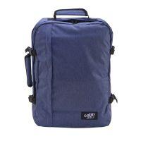 Τσάντα ταξιδίου - σακίδιο πλάτης τζιν Cabin Zero Classic Ultra Light Cabin Bag Blue Jean