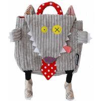 Kids' Velure Mini Backpack Les Deglingos BigBos The Woolf