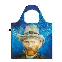 Τσάντα αγορών Loqi Vincent Van Gogh Self Portrait with Grey Felt Hat Bag