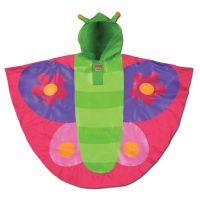 Αδιάβροχο παιδικό πόντσο πεταλούδα Stephen Joseph Poncho Butterfly
