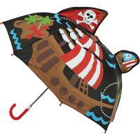 Ομπρέλα παιδική τρισδιάστατη πειρατικό καράβι Stephen Joseph Pop Up Umbrella Pirate