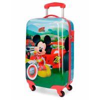 Βαλίτσα παιδική μικρή Disney Mickey & Pluto