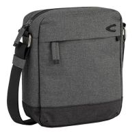 Τσάντα ώμου γκρι Camel Active Hong Kong Grey Crossbody Bag