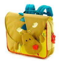 Σακίδιο πλάτης - τσάντα παιδική με τον Walter τον δράκο Lilliputiens Walter Small Schoolbag