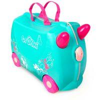 Βαλίτσα παιδική πασχαλίτσα Trunki Harley Ladybird
