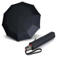 Automatic Open - Close Folding Umbrella Knirps T.200 Duomatic Men's Prints Rhοmbus