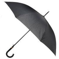 Ομπρέλα μεγάλη ανδρική αυτόματη καρό Ferre Stick Umbrella Check