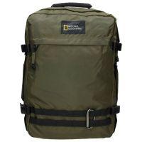Τσάντα ταξιδίου - σακίδιο πλάτης χακί National Geographic Hybrid 3 Way Backpack Khaki