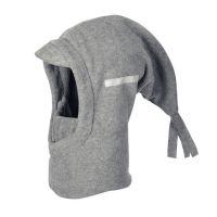 Καπέλο μπαλακλάβα παιδική γκρι φλις  Sterntaler Balaclava Silver Grey
