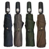 Ομπρέλα συνοδείας μονόχρωμη σπαστή αυτόματο άνοιγμα - κλείσιμο Guy Laroche Big Folding Umbrella Automatic Open - Close