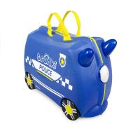 Βαλίτσα παιδική μικρή με 4 ρόδες Disney Minnie Mouse Happy Helpers Luggage