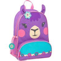 Σακίδιο πλάτης παιδικό λάμα Stephen Joseph New Sidekick Backpack Llama.