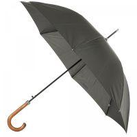Ομπρέλα ανδρική μεγάλη αυτόματη μαύρη Ferré Stick Umbrella Black