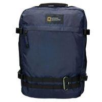Τσάντα ταξιδίου - σακίδιο πλάτης μπλε National Geographic Hybrid 3 Way Backpack Blue