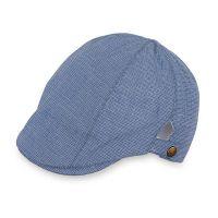 Καπέλο τραγιάσκα παιδική καλοκαιρινή με αντηλιακή προστασία Sterntaler Flat Cap.