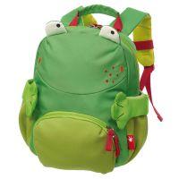 Σακίδιο πλάτης  παιδικό βατραχάκι Sigikid Backpack Frog
