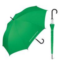 Ομπρέλα μεγάλη αυτόματη κόκκινη με ρέλι United Colors of Benetton Long Stick Umbrella Red.