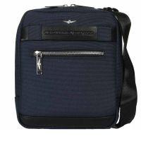 Τσαντάκι ώμου ανδρικό μπλε Aeronautica Militare Urban Shoulder Bag Blue
