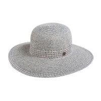 Καπέλο γυναικείο ψάθινο μπλε ραφ καλοκαιρινό  Women's Straw Raf Blue.