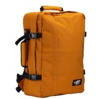 Τσάντα ταξιδίου - σακίδιο πλάτης μουσταρδί Cabin Zero Classic Ultra Light Cabin Bag Orange Chill.