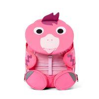 Σακίδιο πλάτης παιδικό φλαμίνγκο Affenzahn Neon Flamingo Backpack.