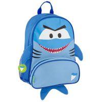 Σακίδιο πλάτης παιδικό καρχαρίας Stephen Joseph New Sidekick Backpack Shark.