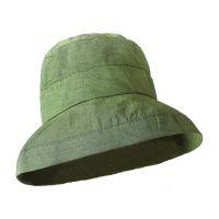 Καπέλο γυναικείο καλοκαιρινό βαμβακερό Women's Summer Cotton Hat.
