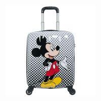 Βαλίτσα παιδική American Tourister Disney Legends  Spinner 55cm  Mickey Mouse Polka Dot