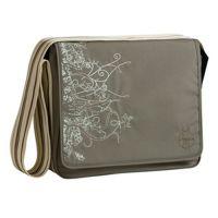 Messenger Mony Bag Lassig Vertical Olive