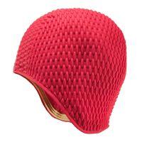 Σκουφάκι θάλασσας κόκκινο φούξια Ladies Swimming Cap Fuchsia