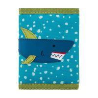 Πορτοφόλι παιδικό καρχαρίας Stephen Joseph Shark Wallet
