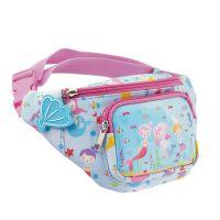 Kids' Belt Bag Floss & Rock Mermaid