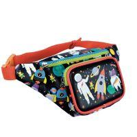 Kids' Belt Bag Floss & Rock Space