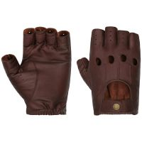 Men's Summer Gloves Stetson Goat Nappa Brown
