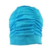 Women's Lycra Swimming Cap Turquoise