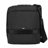 Crossbody Bag Aeronautica Militare Urban AM321 Black