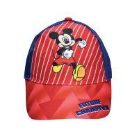 Καπέλο τζόκεϊ  καλοκαιρινό Disney Mickey Mouse Future Champion