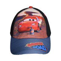 Καπέλο τζόκεϊ  καλοκαιρινό Disney Cars Fastest On The Road