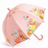 Kids Manual Umbrella Djeco Flower Garden